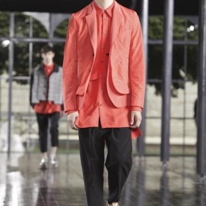 John Galliano Menswear Printemps/Été 2014