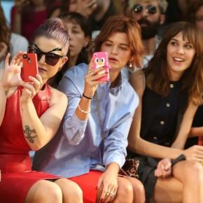 La Fashion Week parisienne vue par le web