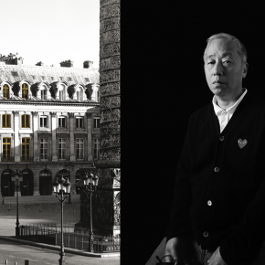 Exposition Hiroshi Sugimoto x Boucheron