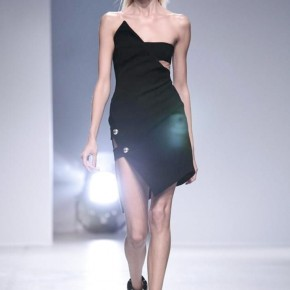 Anthony Vaccarello, Printemps Ete 2014, Paris