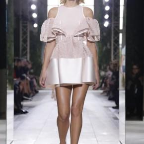 Balenciaga, Printemps Ete 2014, Paris