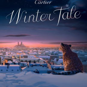 Winter Tale par Cartier