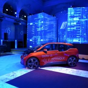 La BMW i3, une nouvelle vision de l'électromobilité