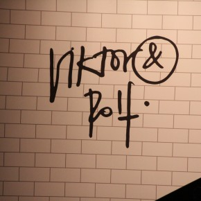 Viktor & Rolf, Printemps été 2014, Paris
