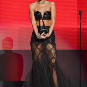 Le red carpet des American Music Awards