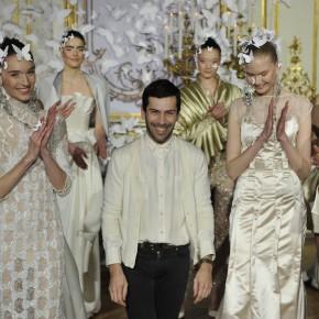 Défilé Alexis Mabille – Fashion Week Printemps-Eté 2014