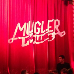 Mugler Follies, ovni spectaculaire.