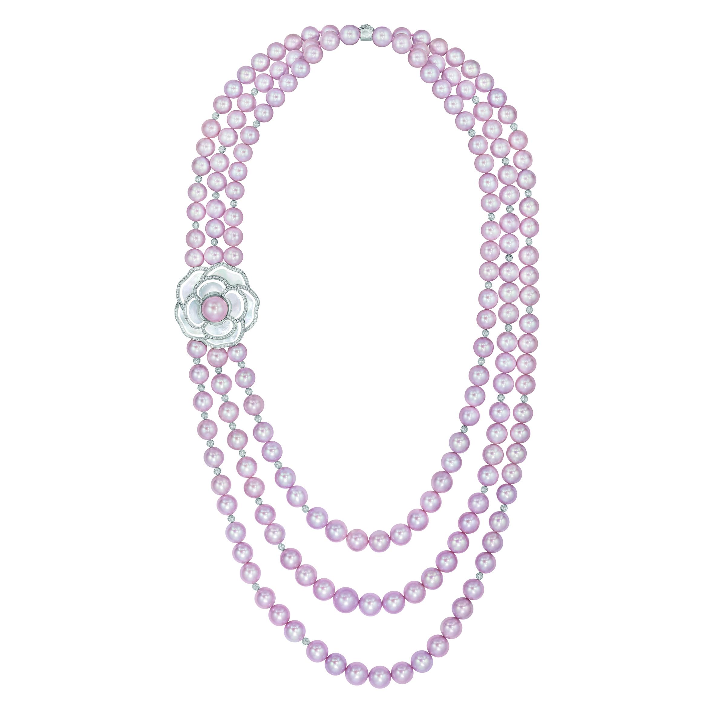 Les perles de chanel haute joaillerie luxsure for Haute joaillerie chanel