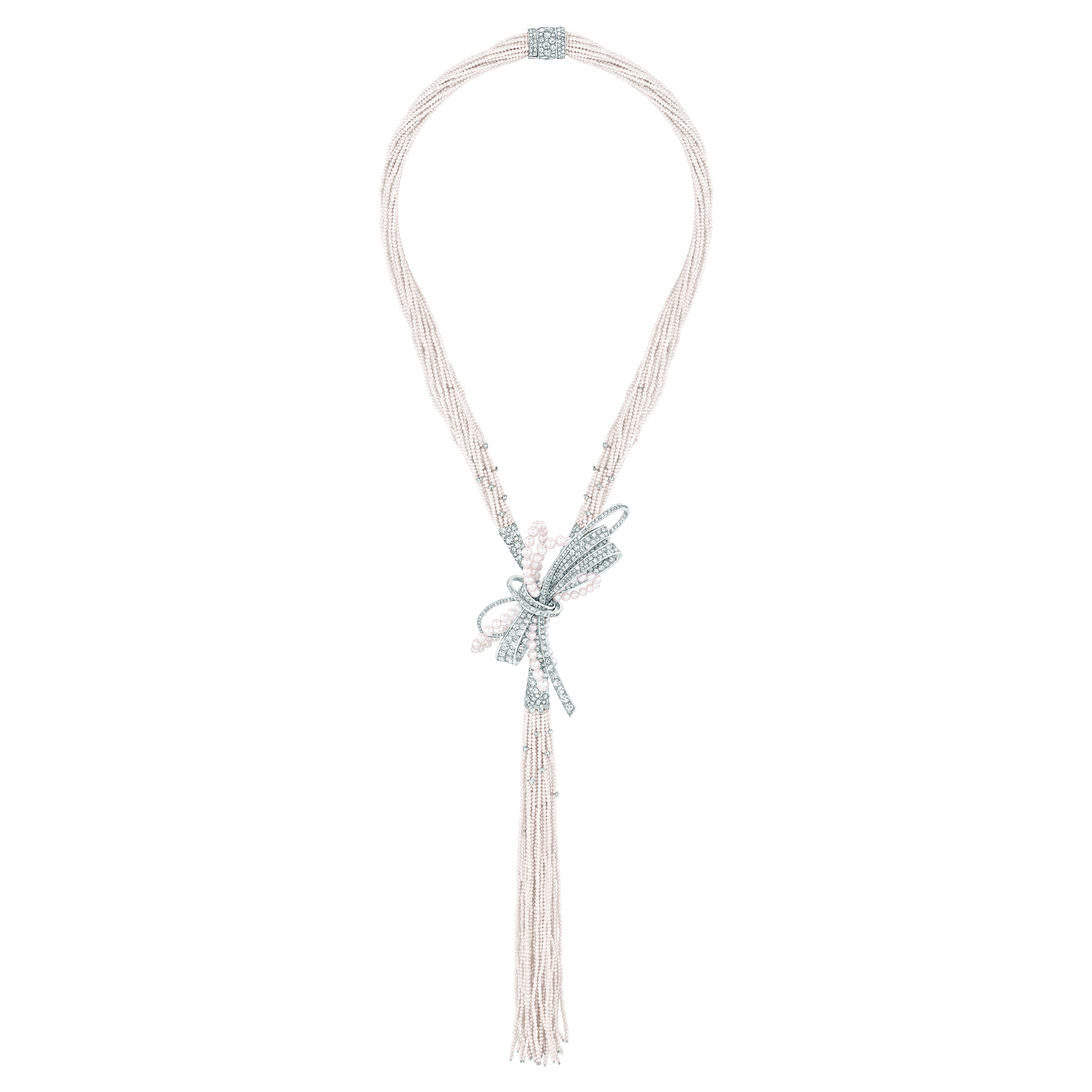 Collier Perles De Couture Luxsure