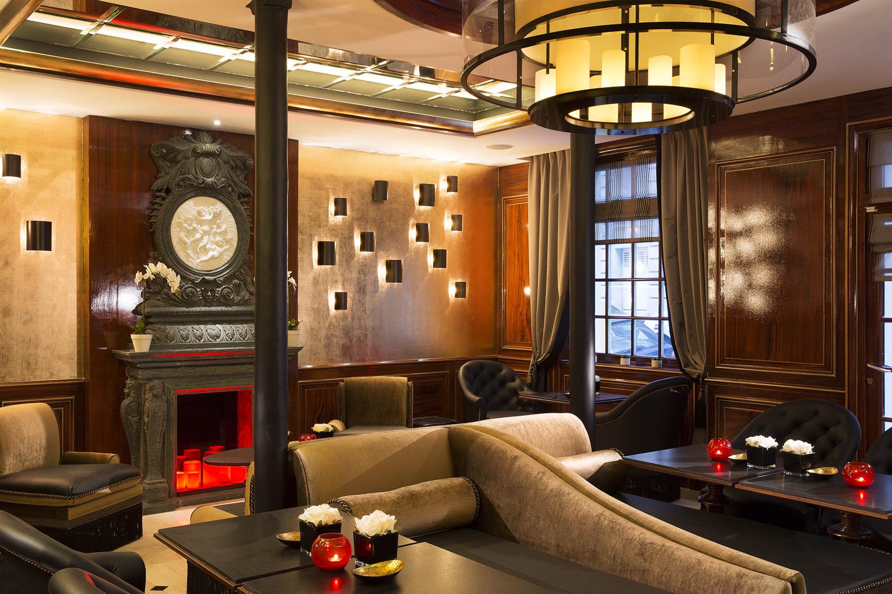 Le belmont plus qu un h tel un lieu d exception palace - Alexandre danan architecte ...