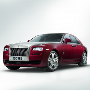 Rolls-Royce Motor Cars dévoile la Ghost Series II