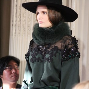 Alexis Mabille, Automne Hiver 2014-2015