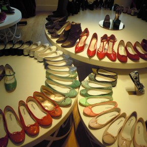 Repetto – chaussures Automne-Hiver 2014-2015