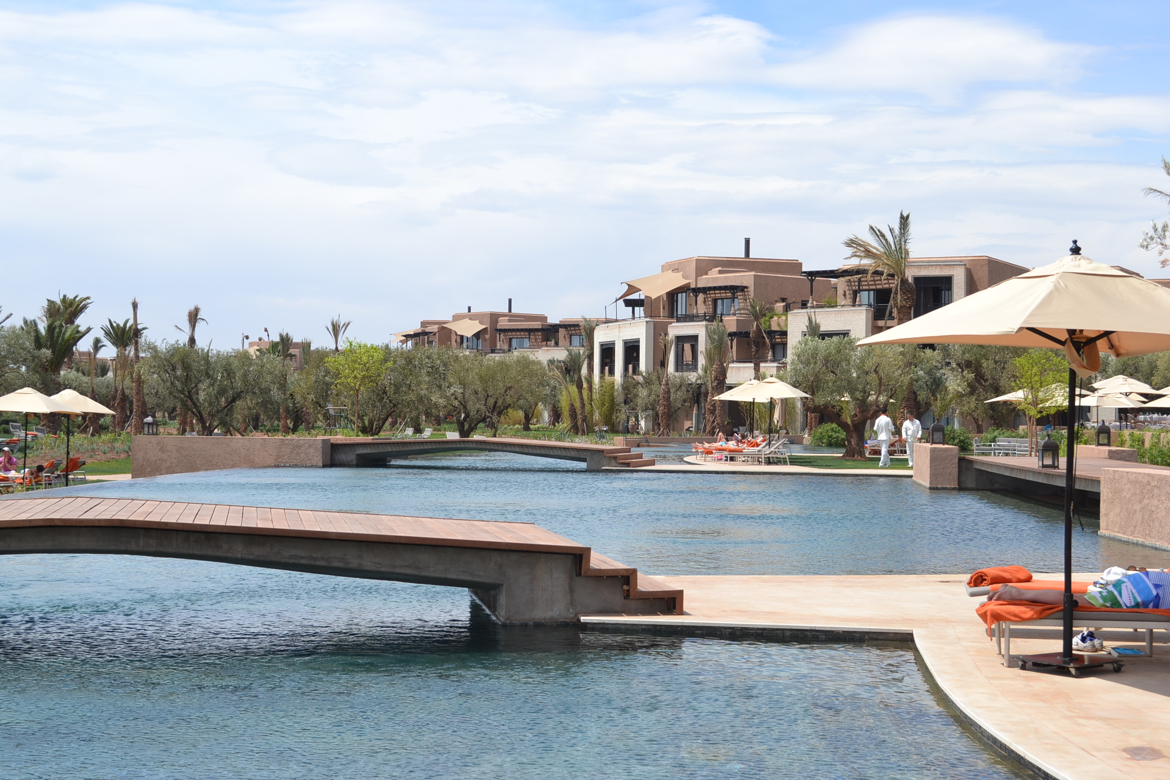 Royal palm marrakech le nouveau joyau palace express for Piscine julien