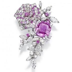 Les roses en passion de Piaget