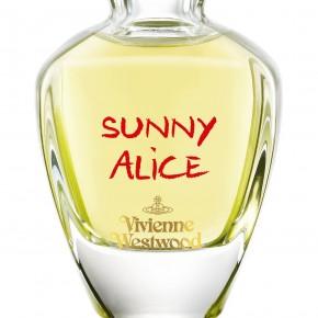 Sunny Alice, le nouveau parfum d'Eté de Vivienne Westwood