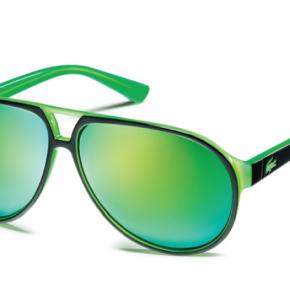 Les lunettes lumineuses de Lacoste