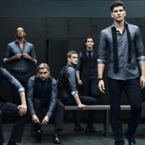 Hugo Boss habille l'équipe de football allemande à l'occasion de la Coupe du Monde au Brésil