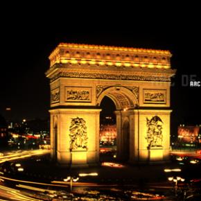 Partenariat Tiffany & Co et CMN pour l'Arc de Triomphe