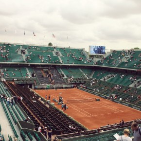 Roland Garros 2014 & Priceless Paris