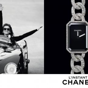 CHANEL ouvre une boutique éphémère horlogère au Printemps du Louvre