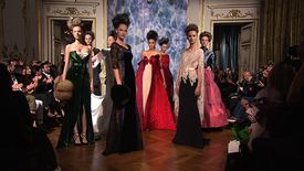 Alexis Mabille, Collection Haute Couture, Automne/Hiver 2014/15
