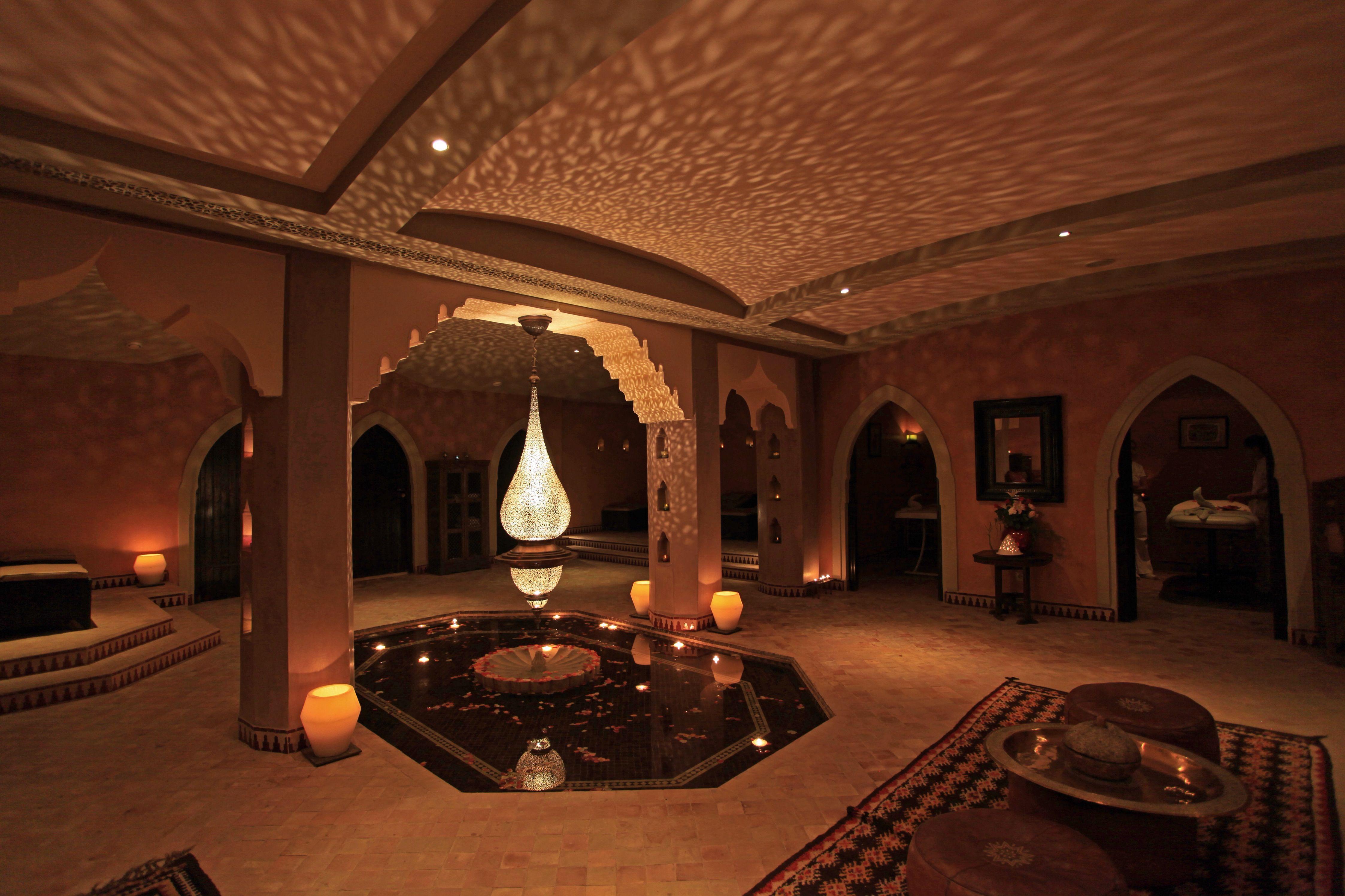 La maison arabe riad de r ve marrakech luxsure - A la maison en arabe ...