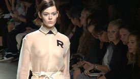 Rochas- Collection Printemps/été 2015 à Paris (avec interview)