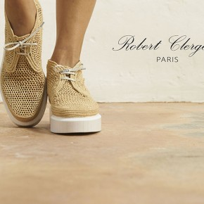 Robert Clergerie: Collection Printemps-Ete 2015