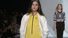 Lacoste – Collection Printemps/Ete 2015 à New York