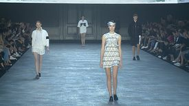 Moncler Gamme Rouge – Collection Printemps/été 2015 à Paris
