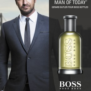 Hugo Boss Bottled, une nouvelle vision de l'homme