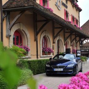 BMW et Relais & Châteaux : partenaires de Route
