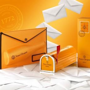 Veuve Clicquot ouvre sa Messagerie à Paris
