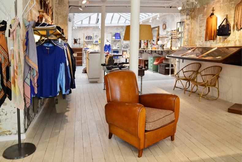 centre commercial x maison standard du concept au concept store luxsure. Black Bedroom Furniture Sets. Home Design Ideas
