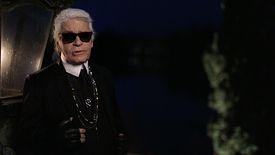 Défilé Chanel les Métiers d'art Paris-Salzbourg 2014/15 commenté par Karl Lagerfeld