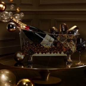 MOËT & CHANDON présente « SO BUBBLY BATH»