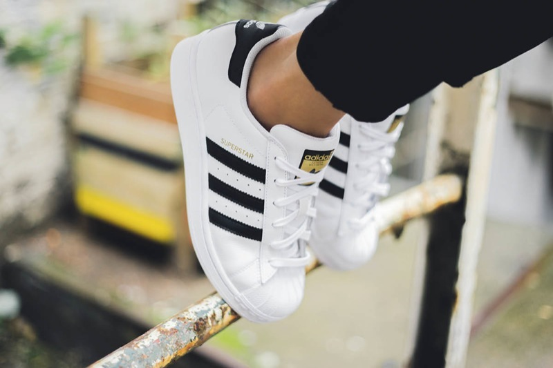 adidas stan smith superstar femme