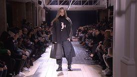 Yohji Yamamoto, Défilé Homme, Automne/Hiver 2015/16, Paris
