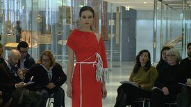 Stéphanie Coudert, Défilé Haute Couture, Printemps / Eté 2015, Paris, avec interview