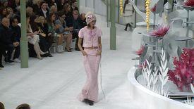 Chanel, Défilé Haute Couture, Printemps / Eté 2015, Paris, avec interviews