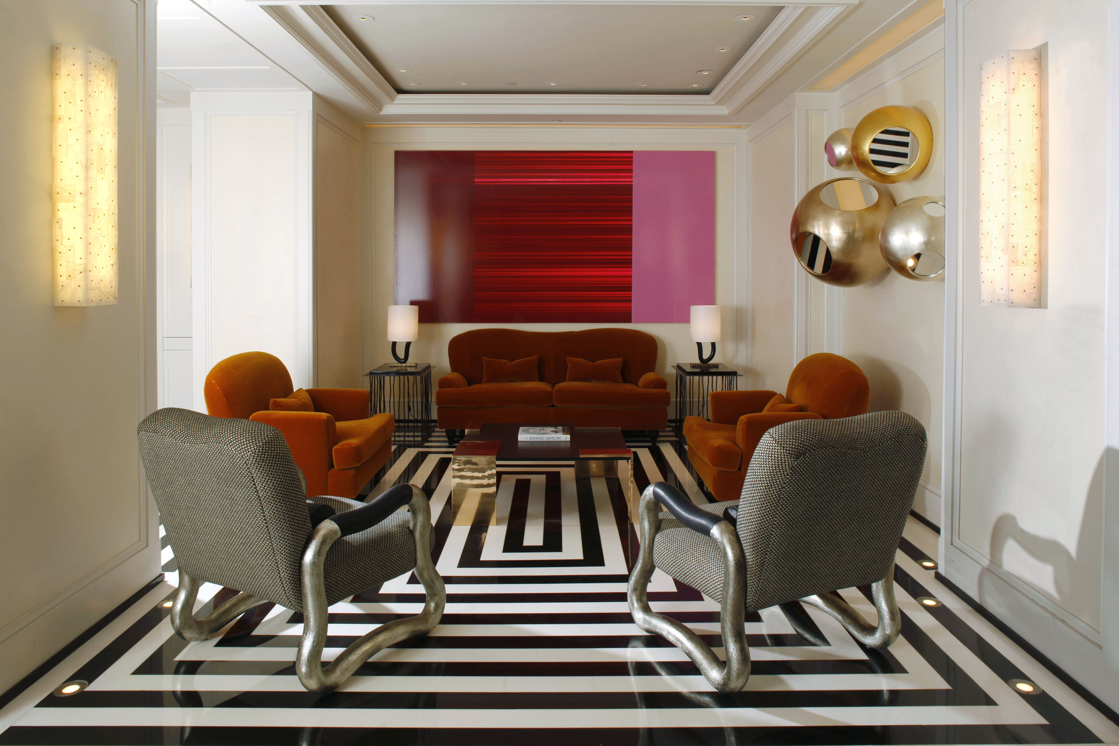 The mark hotel new york le luxe de l 39 upper east side for Best boutique hotels nyc
