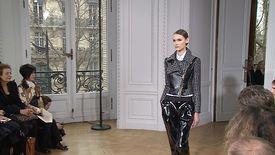 Bouchra Jarrar, Défilé Haute Couture, Printemps / Eté 2015, Paris, avec interview