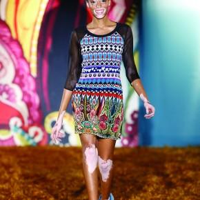 Desigual, Mercedes Benz Fashion week, Automne Hiver 2015