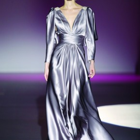 Hannibal Laguna, Madrid, Mercedes Fashion Week, Automne Hiver 2015
