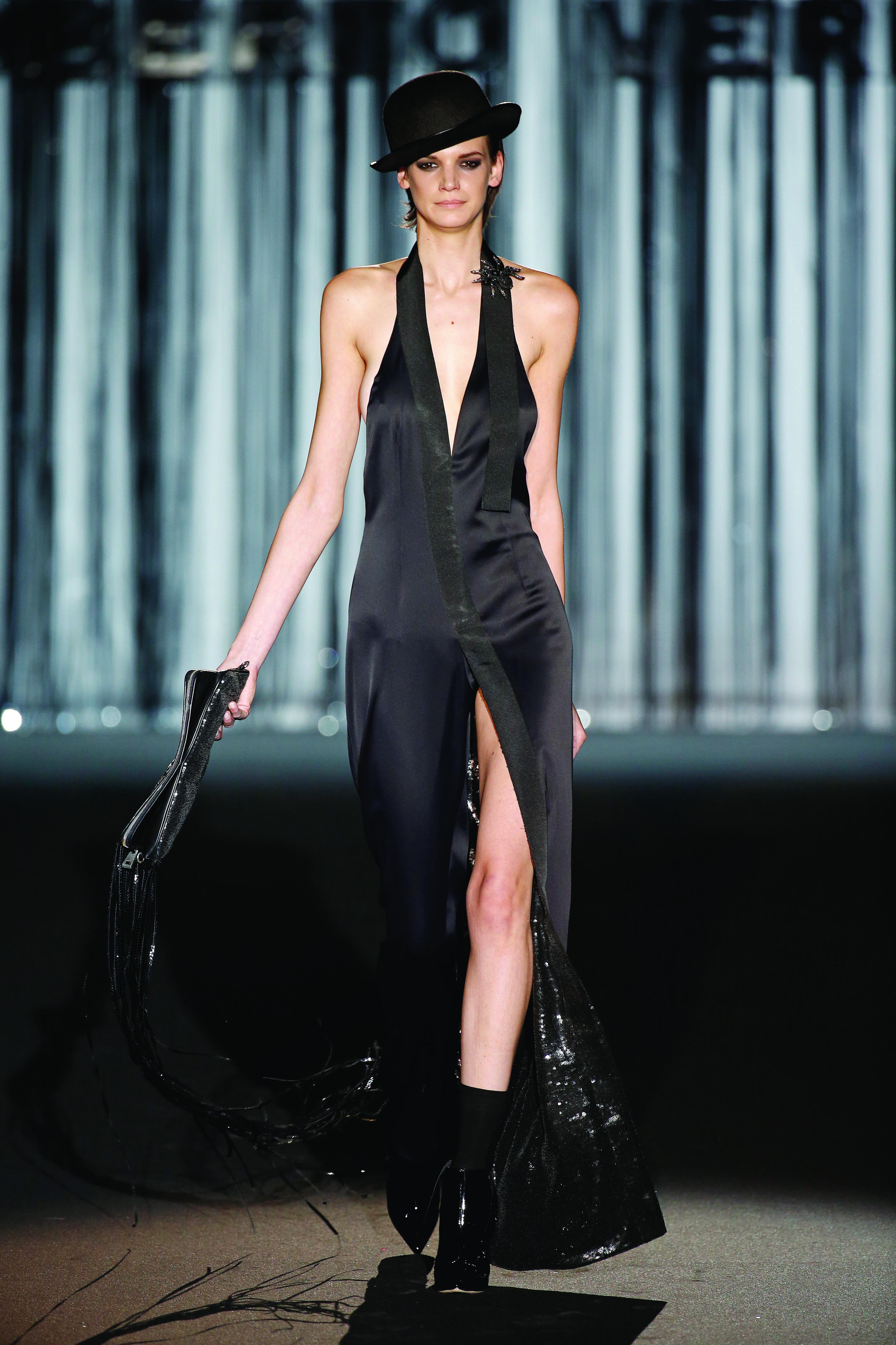 Roberto Verino Madrid Mercedes Benz Fashion Week Automne Hiver 2015 Luxsure