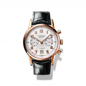 La montre TIFFANY CT60, un hommage passionné à l'inventeur de la New York Minute