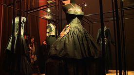 Inauguration de l'exposition Jeanne Lanvin au Palais Galliera avec Alber Elbaz