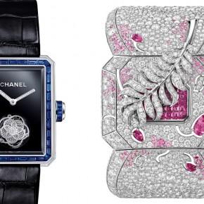 Baselworld 2015 : Les plus belles montres de Chanel horlogerie