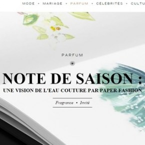 Elie Saab transforme son e-magazine Light Of Now
